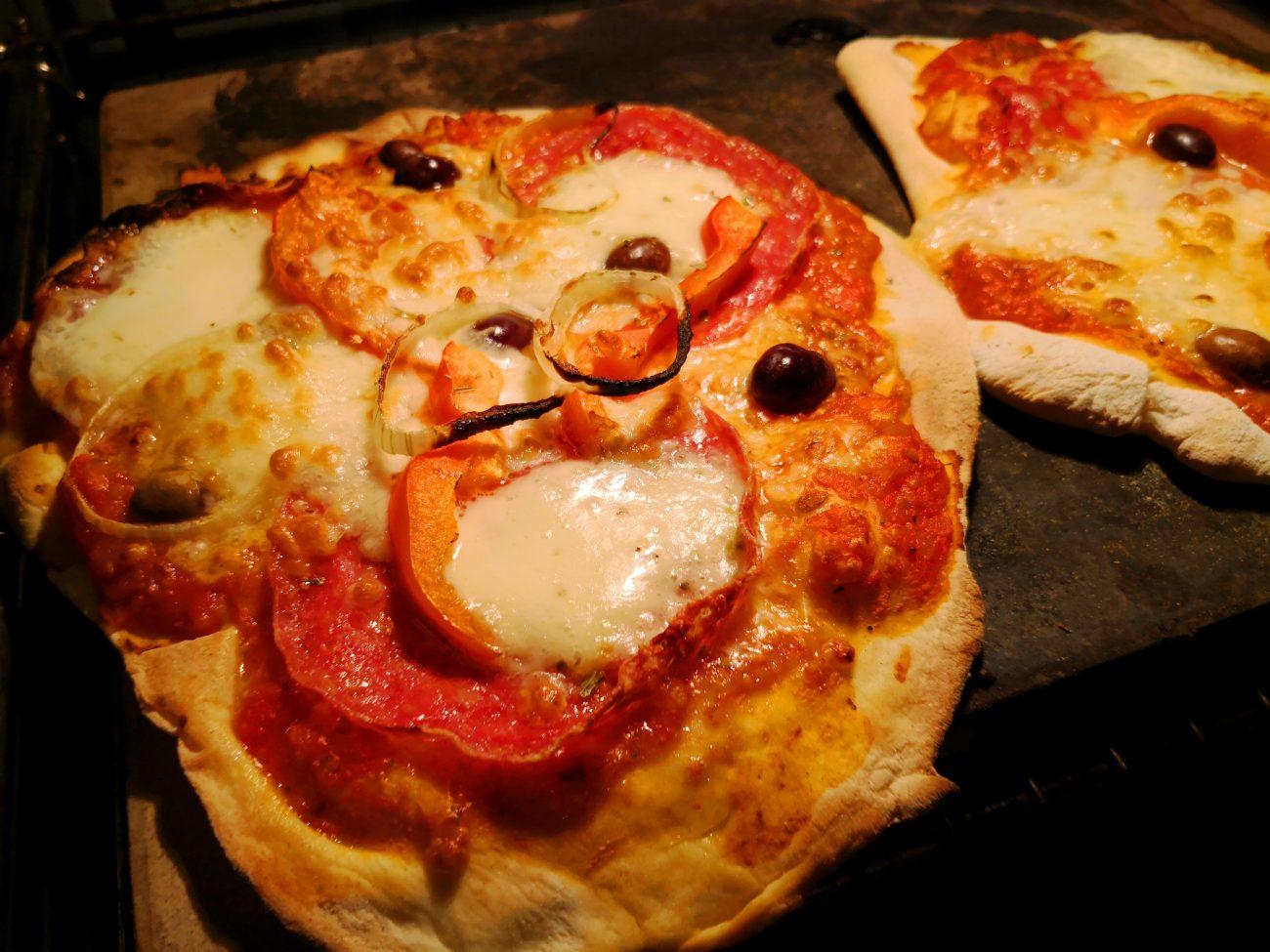 Pizza Pazza – Verrückte Pizza nach Art des Hauses