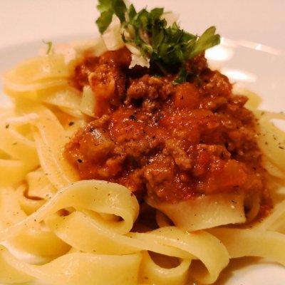 Ragù alla bolognese Spaghetti Bolognese