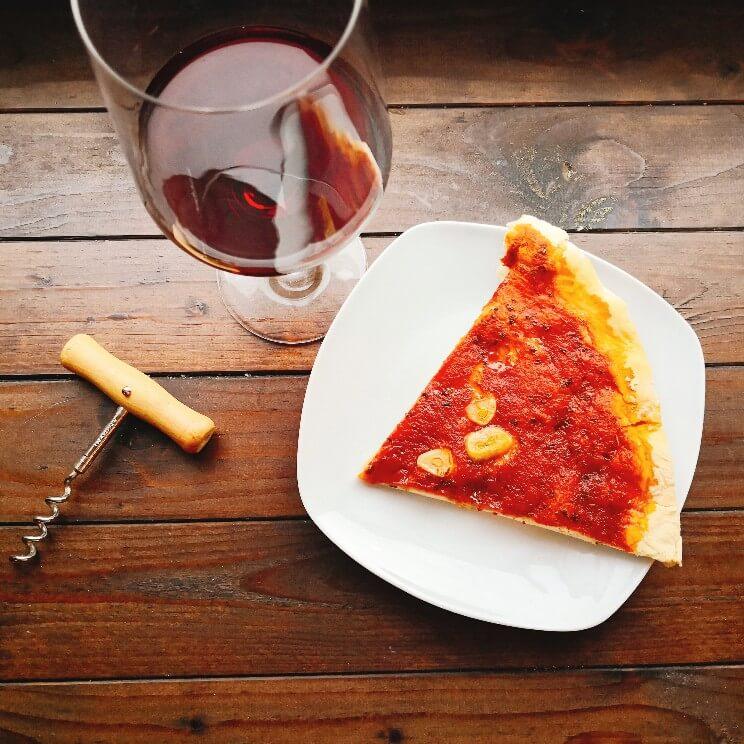 Pizza Marinara – Neapel lässt grüßen