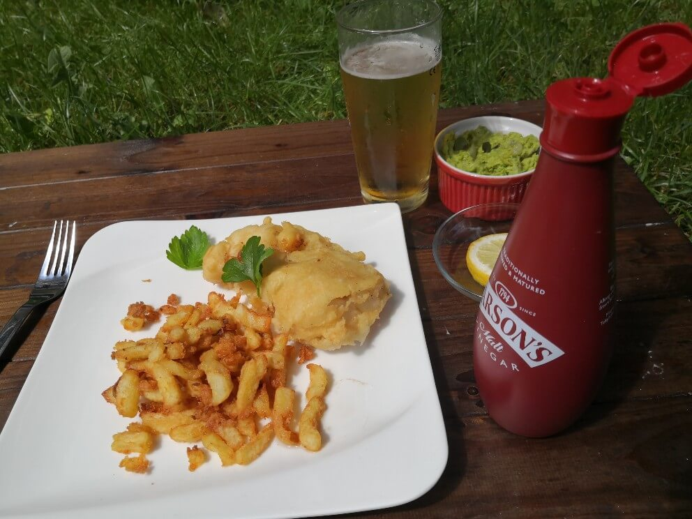 Kochlebens Fish and Chips